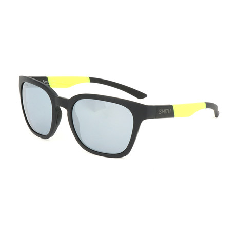 Unisex Founder Sunglasses // Black + Yellow