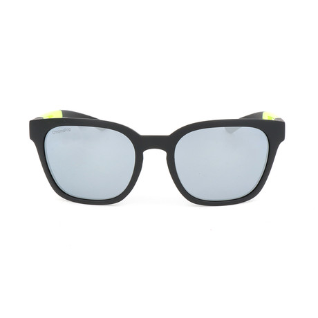 Unisex Founder Sunglasses // Black + Yellow