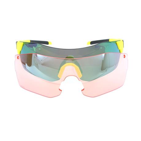 Unisex Pivlock Sunglasses // Yellow