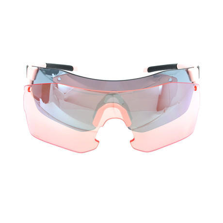 Unisex Pivlock Sunglasses // Light Pink