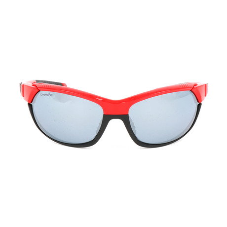 Unisex Overdrive Sunglasses // Cherry Red