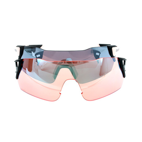 Unisex Attack Sunglasses // Light Pink