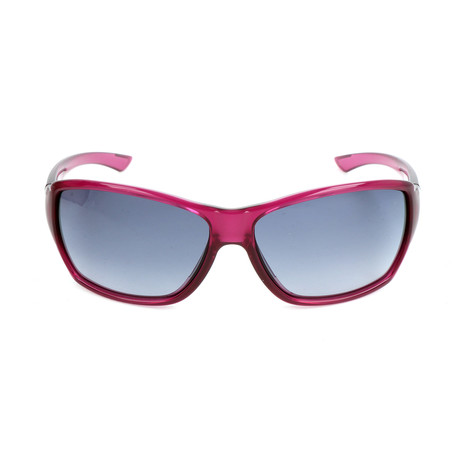 Women's Purist Sunglasses // Transparent Plum