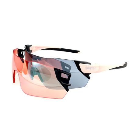 Smith // Unisex Sun Attack Sunglasses // Light Pink