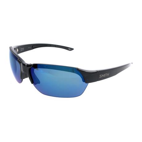 Men's Envoy Sunglasses // Shiny Black