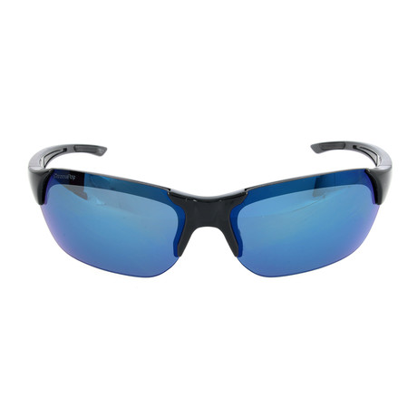 Men's Envoy Sunglasses // Shiny Black (66mm)