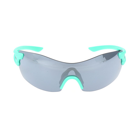 Women's Pivlock Sunglasses // Green