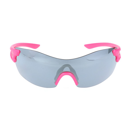 Women's Pivlock Sunglasses // Pink Fluorescent