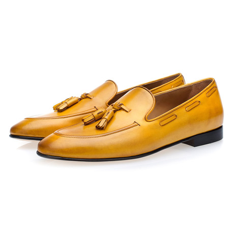 Philippe Nappa Loafers // Mustard (Euro: 39)