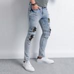 Brady Jeans // Blue (32)