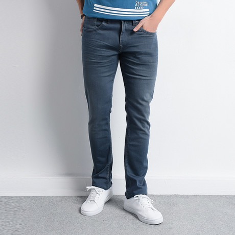 Faustino Jeans // Dark Gray (29)