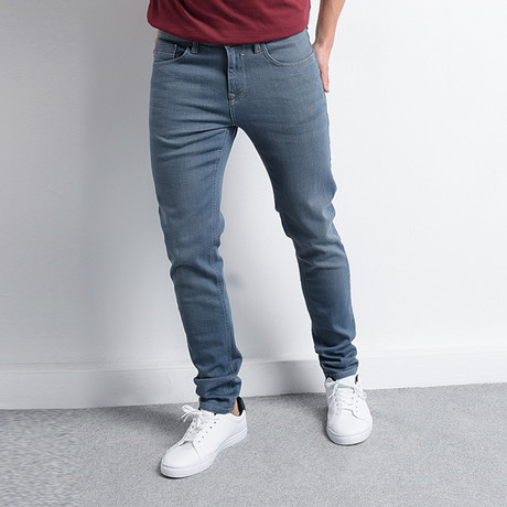 Bret Jeans // Gray (29)