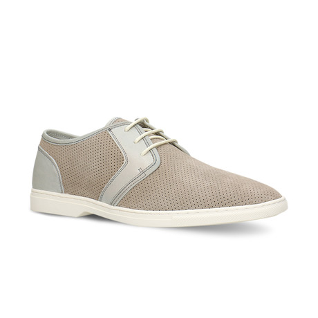 Lino Lace-Up // Light Gray (Euro: 40)