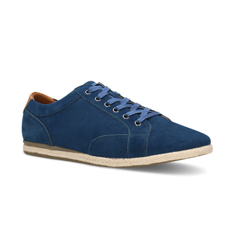 Bagio Lace-Up // Navy Blue (Euro: 40)