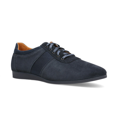 Alan Lace-Up // Dark Navy Blue (Euro: 40)