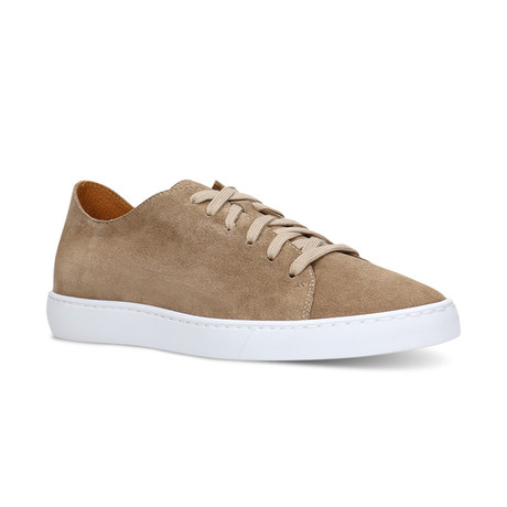 Tiziano Lace-Up // Light Beige (Euro: 40)
