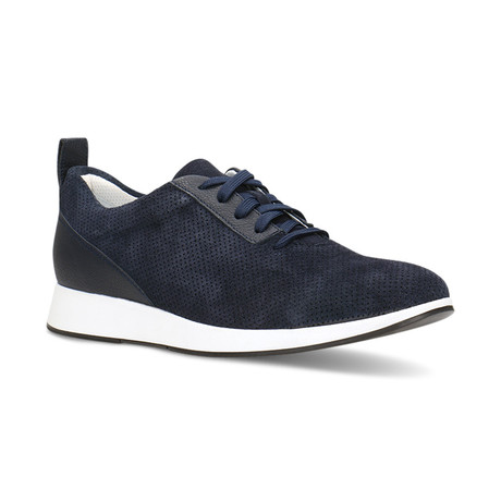 Mauro Lace-Up // Dark Navy Blue (Euro: 40)