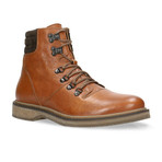 Grafit Botties // Cognac + Dark Chocolate (Euro: 43)