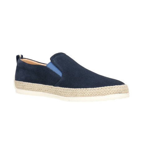 Drin Slip-On // Navy Blue (Euro: 40)