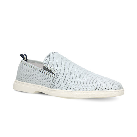 Lino Slip-On // Light Gray (Euro: 40)