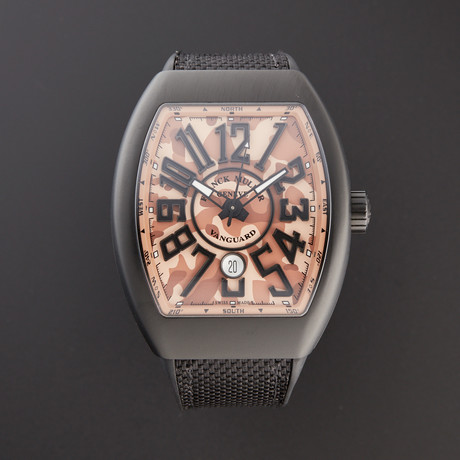 Franck Muller Vanguard Automatic // NR MC SB CAMOUFLAGE // Pre-Owned