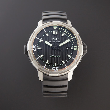 IWC Aquatimer Automatic // IW3580-02 // Pre-Owned