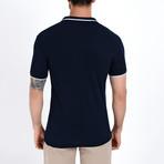 Tyrell Shirt // Navy (2XL)