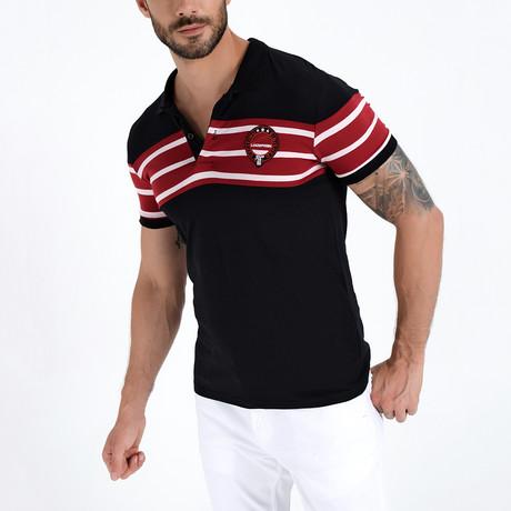 Trace Shirt // Black (S)