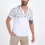 Bernard Shirt // White (2XL)