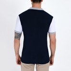 Amari Polo // Navy (XL)