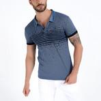 Ulises Shirt // Indigo (2XL)