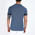Ulises Shirt // Indigo (M)