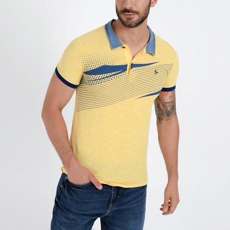 Reginald Shirt // Yellow (S)