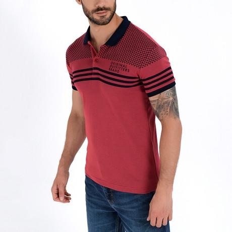 Franklin Shirt // Burgundy (S)