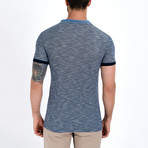 Darius Shirt // Navy (S)