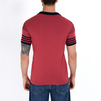 Franklin Shirt // Burgundy (S)
