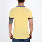 Reginald Shirt // Yellow (S)