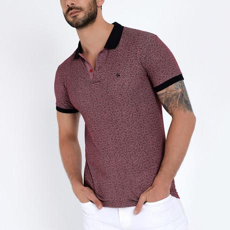 Zayne Shirt // Burgundy (S)