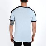 Eden Polo // Blue (XL)