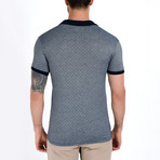 Irvin Shirt // Navy (XL)