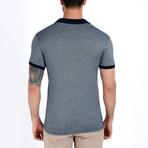 Irvin Shirt // Navy (S)