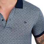 Irvin Shirt // Navy (2XL)