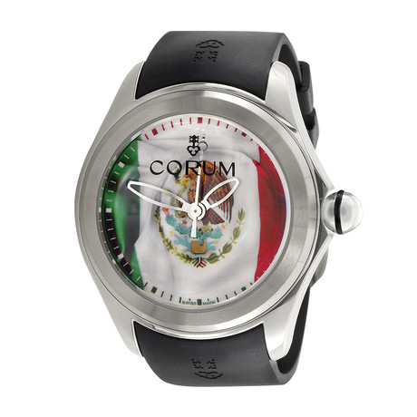 Corum Bubble Mexico Automatic // 082.310.20/0371 MX01 // New