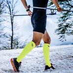 Run+ Elite Knee High Compresion Socks // 3 Pairs (Small / Medium)