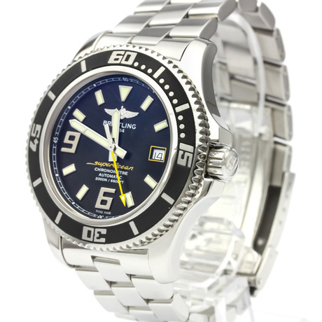 Breitling Superocean 44 Automatic // A17391A8-BA78-163A // Pre-Owned