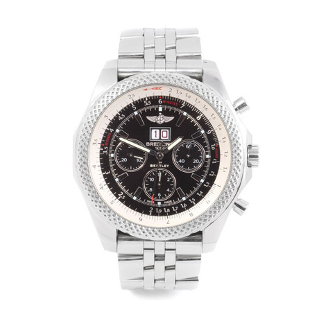 Breitling Bentley Chronograph Automatic // A44364 // Pre-Owned
