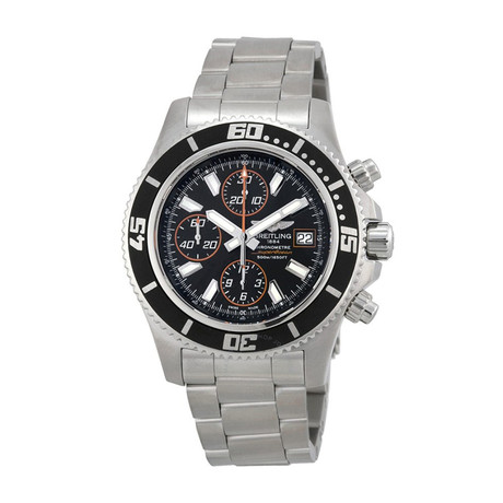 Breitling Superocean Chronograph Automatic // A1334102-BA85-134A // Store Display