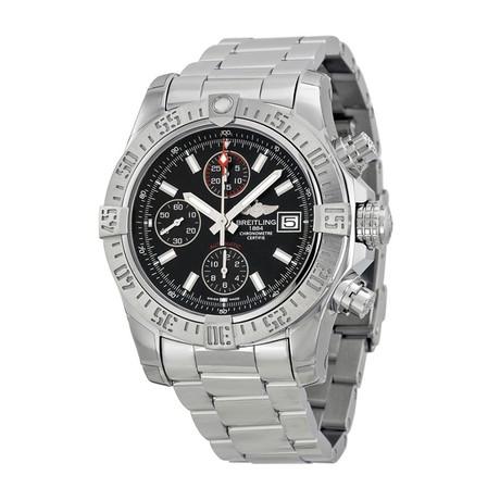 Breitling Avenger II Chronograph Automatic // A1338111-BC32 // New