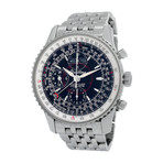 Breitling Montbrillant Chronograph Automatic // A2133012-B571-441A // Pre-Owned