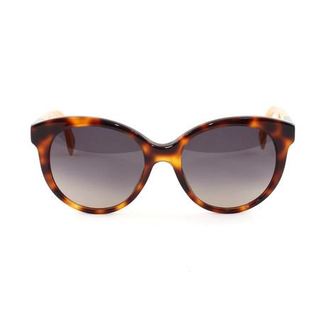 FF0013S Sunglasses // Havana